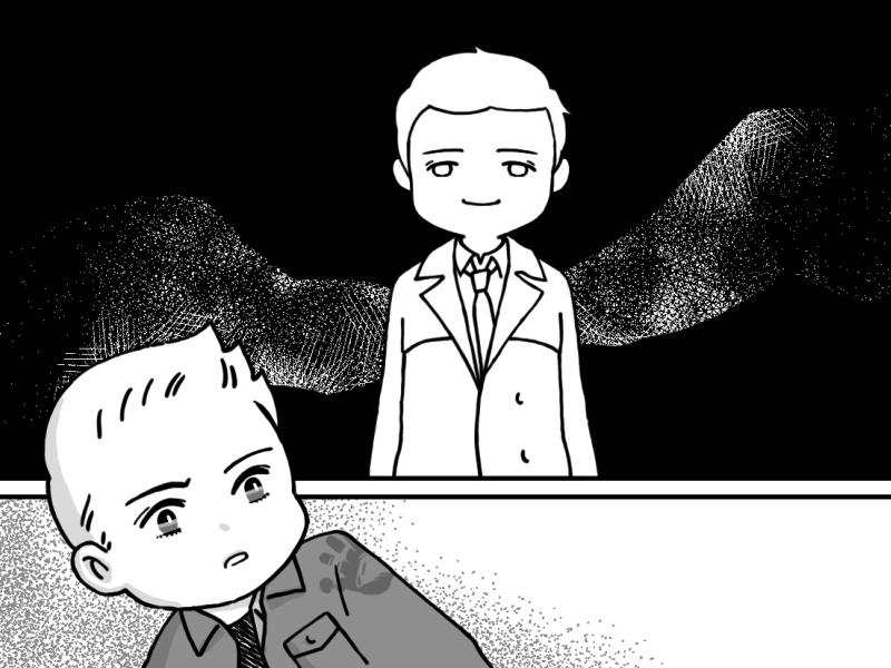 スーパーナチュラル15第18話